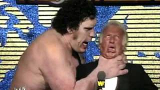 andre the giant tribute