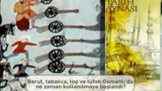 Top ve Tüfek Osmanlıda Ne Zaman Kullanılmaya Başlandı