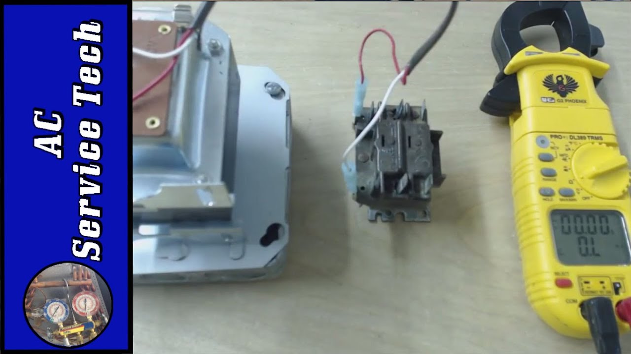 medium resolution of testing a bad honeywell general purpose relay and taking apart to see the burn marks