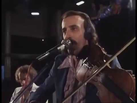 The Flying Burrito Brothers - Live in a Unknown French TV Show (*1975)