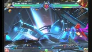 (Excerpt) BBCP 2/4/2013 Playspot Big One - Mitsurugi (Hazama) VS TSB|Dora (Bang)