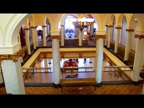 Touring the Capital Hotel Arkansas | P. Allen Smith Classics