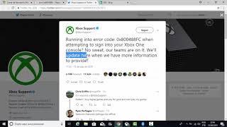 Resolvendo o Erro 0x800488FC no Xbox one Microsoft 2018 como resolver othe error