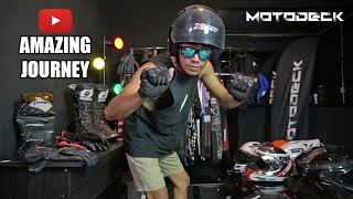 MOTODECK STORY| DREAMS TO REALITY| HOW IT STARTED