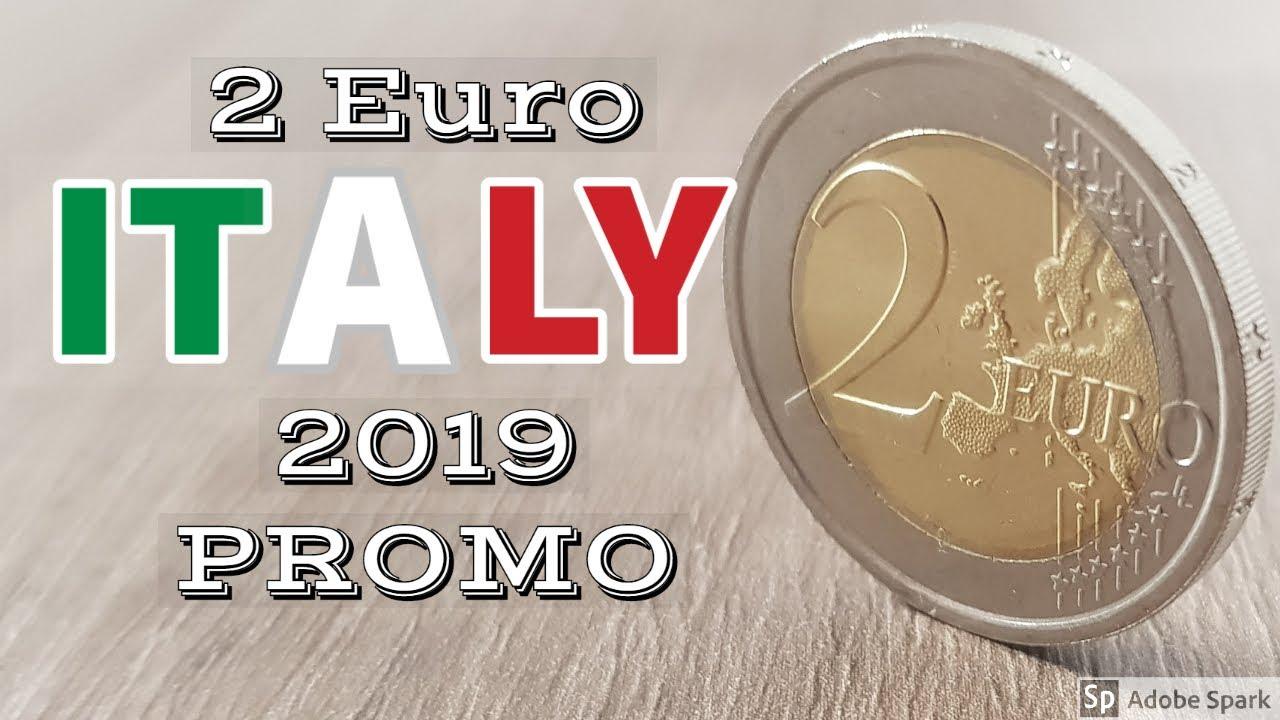 2 Euro Coin 2019 Promo
