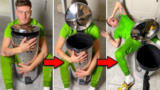 MUST SEE PRANK BEFORE ITS DONE ON YOU... (Trash Can Edition)
