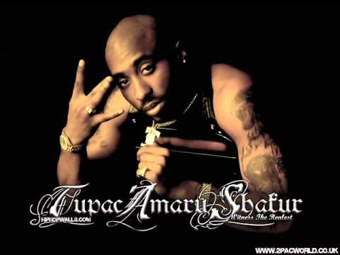 2Pac - Im a Soldier Bass Boosted