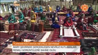 Türkmenistan'da Nevruz Bayramı Böyle Kutlandı - 2017 - TRT Avaz Haber
