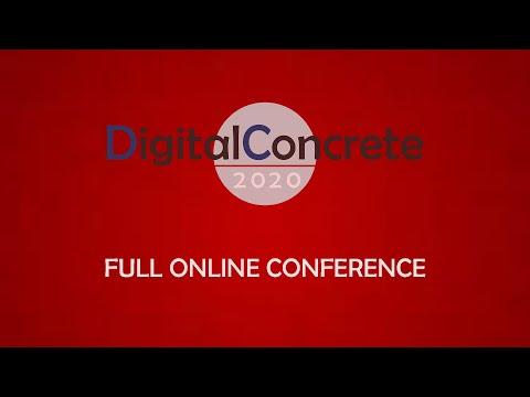 Digital Concrete 2020 | Day 1 |