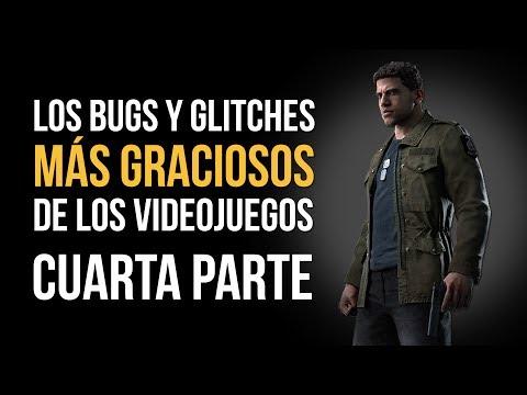 Los BUGS y GLITCHES más graciosos de los videojuegos - CUARTA PARTE