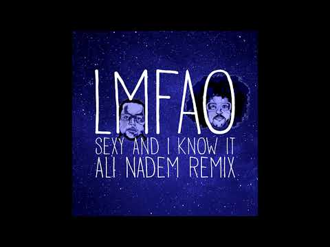 LMFAO - Sexy And I Know It (Ali Nadem Remix) - Electro House - Free Download - HD