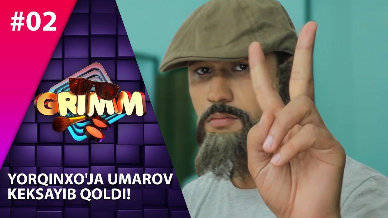Grimm 2-son Yorqinxo'ja Umarov keksayib qoldi!  (23.02.2020)