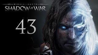Middle-Earth: Shadow of War - прохождение игры на русском - Превратности судьбы [#43]