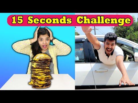 15 Seconds Challenge