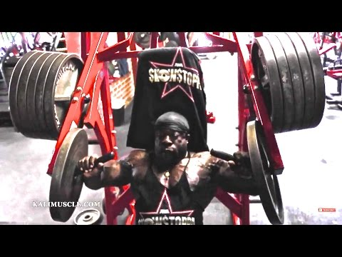 Superhuman Chest Workout w/ Kali Muscle + Bo The Savant