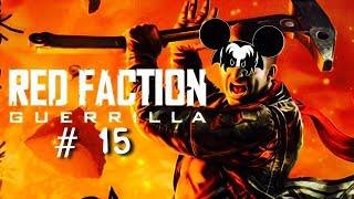 Red Faction Guerrilla ⚒ # 15 Der Blockadenkampf Let's Play