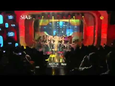 Yoon Mirae - Get It In @ SIA 2012