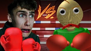 JOB VS BALDI IN ROBLOX! (Roblox)