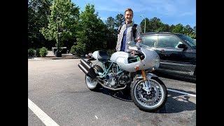 MINT Collectors 2006 Ducati Paul Smart 1000 First Ride Super Rare