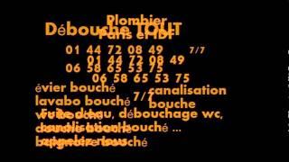 Plombier Paris www.art-andre-depannage.fr(www.art-andre-depannage.fr contacté nous au 01 44 72 08 49 ou au 06 58 65 53 75 7/7 24/24 Plombier paris et IDF vous dépanne 7/7 24/24 sur Paris et IDF ..., 2013-10-06T00:15:58.000Z)