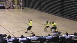 Nick Jeff and Katrina's double dutch single freestyle that scored a...