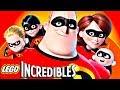 LEGO Los Increíbles Película Completa Español HD 1080p | Los Increíbles Disney · Pixar 2018