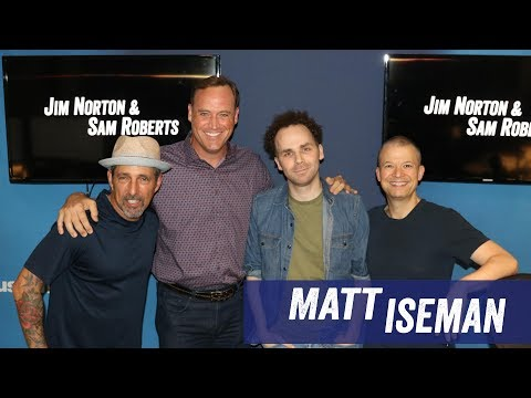 Matt Iseman - 'American Ninja Warrior', Rich Vos' Roast, Passwords  - Jim Norton & Sam Roberts