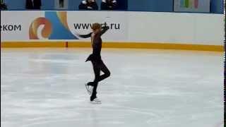 Полина Шелепень, КП, Первенство России 2012