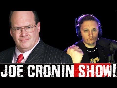 JIM CORNETTE Shoots on JOE CRONIN & Joe Responds