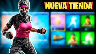 FORTNITE'S NEW STORE TODAY AUGUST 17 NEW SKIN OF RECLUTA AND CAMER+CAM