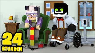 24 STUNDEN als RENTNER LEBEN?! - Minecraft [Deutsch/HD]