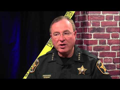 Crime Stoppers #9; Chip Brown , Sheriff Grady Judd;