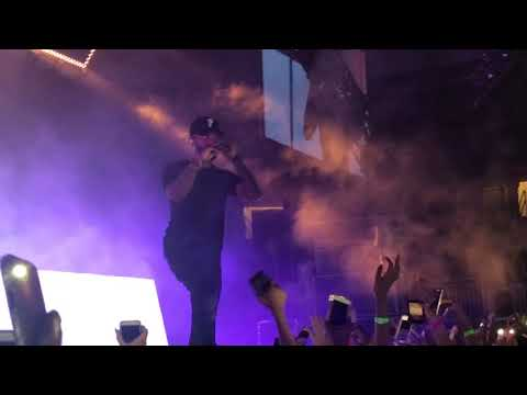 Bryson Tiller - High Stakes (Live at Watsco Center in Coral Gables,FL on 8/29/2017)