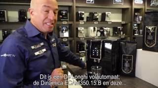 DeLonghi Dinamica ECAM 350.15.B - volautomaat: Review