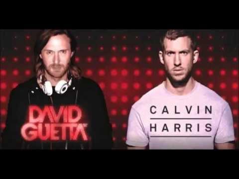 David Guetta & Calvin Harris  Little Bad Girl & You Used To Hold Me Mashup