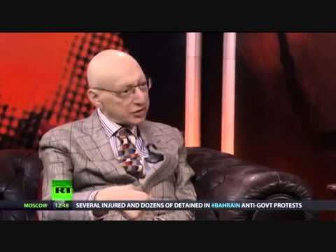 Gerald Kaufman MP on #Gaza [Sputnik]