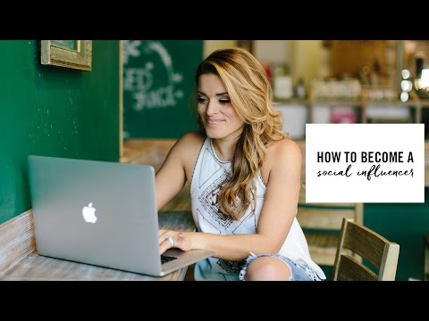 How to Become a Social Influencer