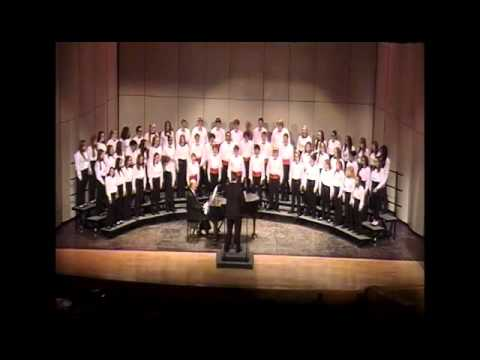 2015 JHS Winter Music Concert (Jamestown, NY)