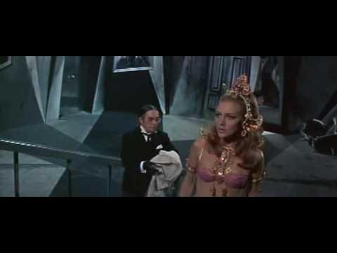 "Joanna Pettet sequence ""Casino Royale"" Pt.2"