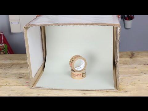 Diy Photobox Youtube