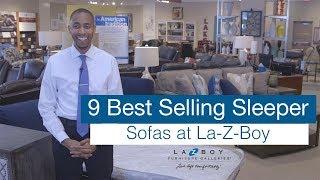 9 Best Selling La-Z-Boy Sleeper Sofas
