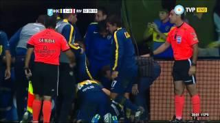 Gol de Pavón (1-0) / Boca Juniors 2 – 0 River - Fecha 11 Torneo Argentino 2015