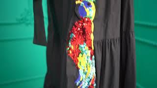 В4087 Женская одежда платья юбка кардиганы леггинсы куртки сарафаны блузки туники