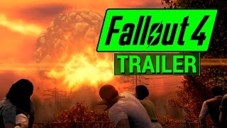 FALLOUT 4: Launch Trailer BREAKDOWN Analysis! (Main Story, Characters, and Factions in Fallout 4)