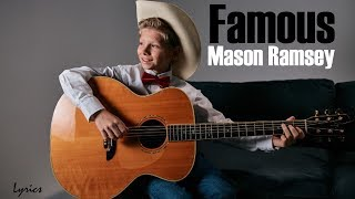 mason ramsey famous full hd lyrics