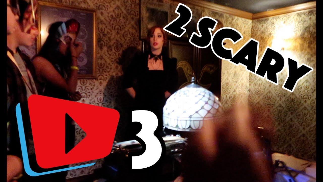 Vidcon 2017 Day 3 Escape The Night Youtube