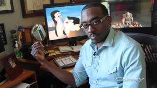 ON THE SET w/ Jamaal Bradley, Supervising Animator Dreamworks