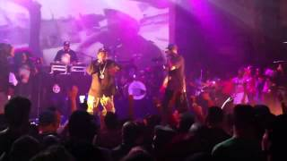 Old school Outkast medley. Big Boi. C-Bone. Georgia Theatre. Apr 18, 2013