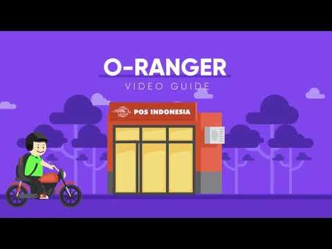 O-Ranger Pos Indonesia