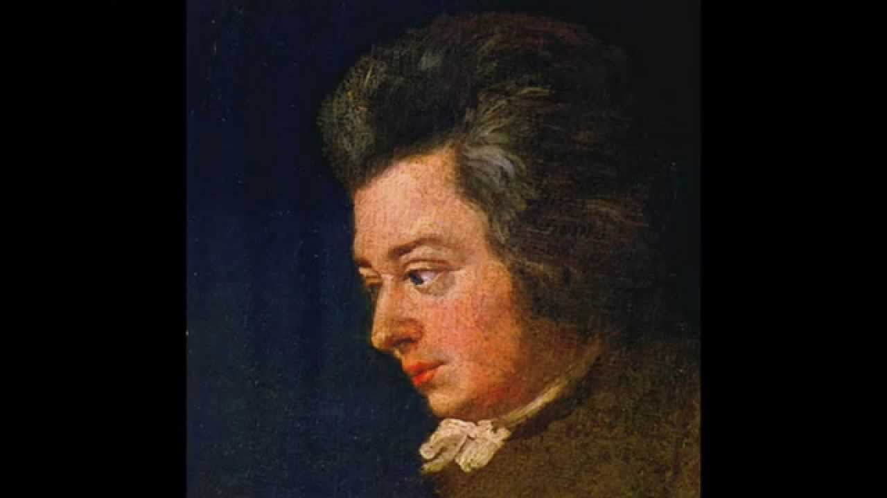 Mozart Symphony No  40  1st Movement